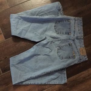 Pre-Owned Levi's Stretch Mid-Rise Bootcut Jeans